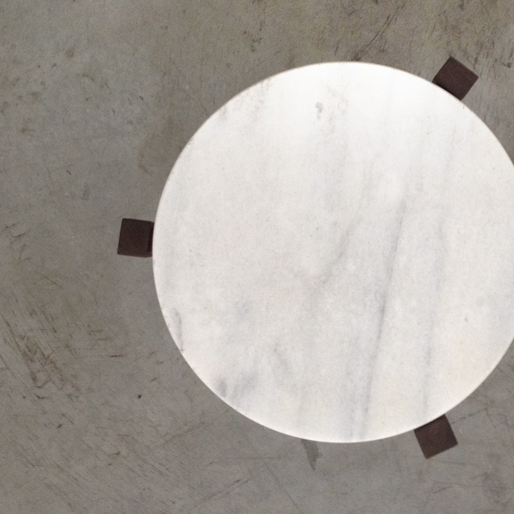 Ronde Marmer Tafel